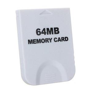 New Generic Nintendo GameCube / Wii Memory Card 64Mb