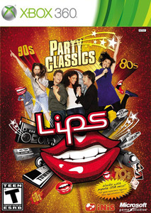 Lips Party Classics - Xbox 360 Game