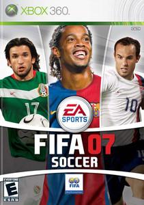 FIFA Soccer 07 - Xbox 360 Game