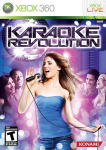 Karaoke Revolution - Xbox 360 Game