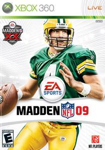 Madden NFL 09 - Xbox 360 Game