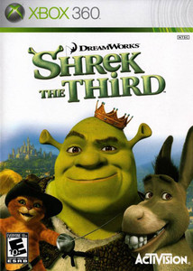 Shrek the Third - Xbox 360 Game