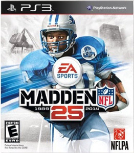 Madden 25 - PS3 Game