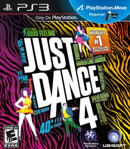 Just Dance 4 - PS3 Game