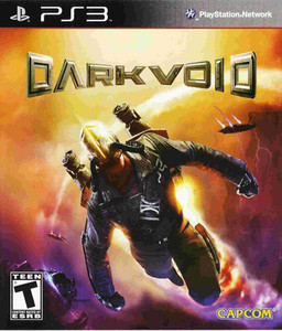 Dark Void - PS3 Game