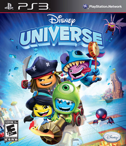 Disney Universe - PS3 Game