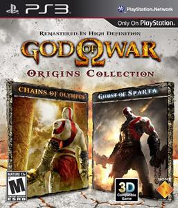 God of War Origins Collection - PS3 Game