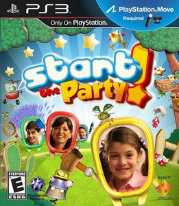 Start the Party! - PS3 Game