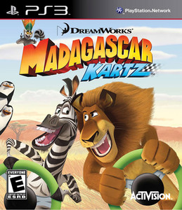 Madagascar Kartz - PS3 Game
