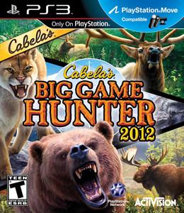 Cabela's Big Game Hunter 2012 - PS3 Game
