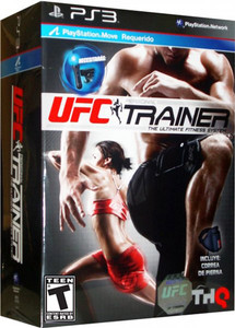 UFC Trainer - PS3 Game