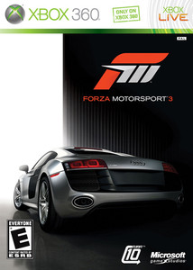 Forza Motorsport 3 Ultimate Collection - Xbox 360 Game