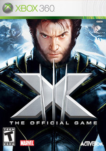X-Men 3 The Official Game - Xbox 360 Game