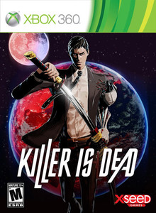 Killer is Dead - Xbox 360 Game