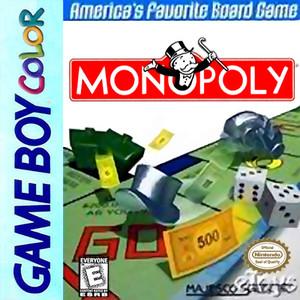 Monopoly - Game Boy Color Game