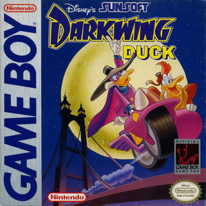 Darkwing Duck - Game Boy Game