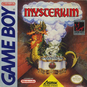 Mysterium - Game Boy Game