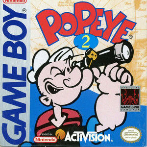 Popeye 2 - Game Boy Game