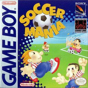 Soccer Mania - Game Boy Game