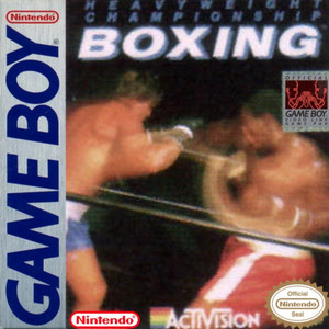 Heavyweight Championship Boxing - Game Boy Game