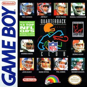 NFL Quarterback Club - Game Boy Game