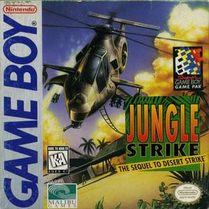 Jungle Strike - Game Boy Game