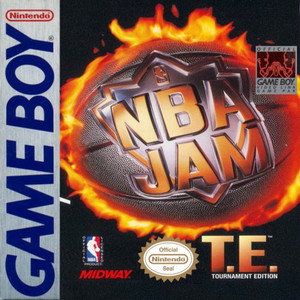 NBA Jam Tournament Edition - Game Boy Game
