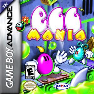 Egg Mania - Game Boy Advance Game
