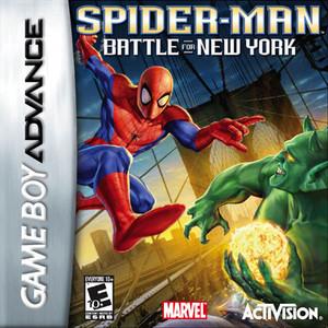 Spider-Man Battle for New York - Game Boy Advance Game