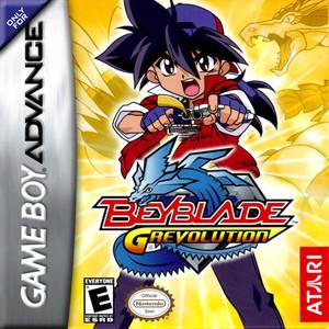 Beyblade Grevolution - Game Boy Advance Game