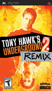 Tony Hawk Underground 2 Remix - PSP Game