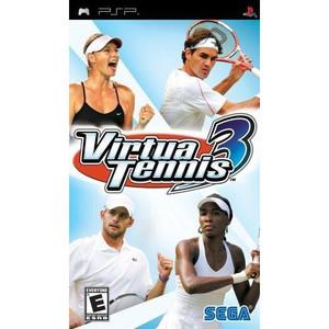Virtua Tennis 3 - PSP Game