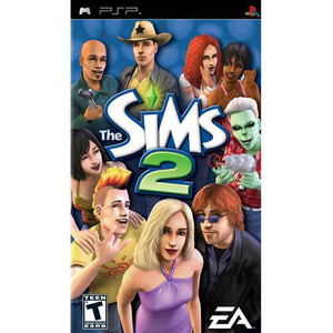 Sims 2, The - PSP Game