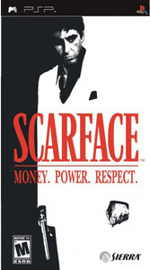 Scarface Money. Power. Respect. - PSP Game