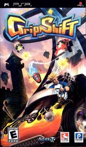 GripShift - PSP Game