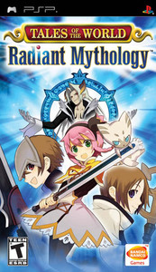 Tales of the World Radiant Mythology - PSP Game