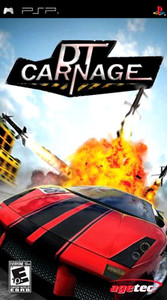 DT Carnage - PSP Game