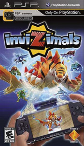 Invizimals - PSP Game