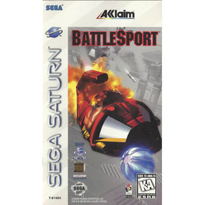 Battlesport - Saturn Game