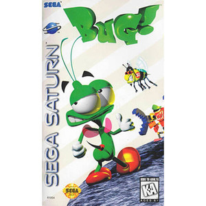 Bug! - Saturn Game