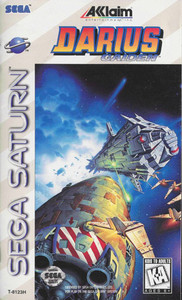 Darius Gaiden - Saturn Game
