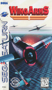 Wing Arms - Saturn Game