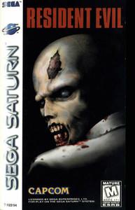 Resident Evil - Saturn Game