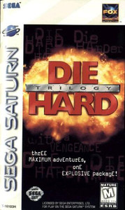 Die Hard Trilogy - Saturn Game