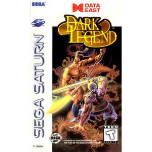 Dark Legend - Saturn Game