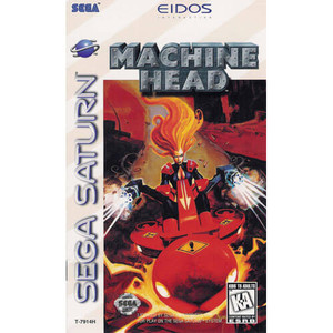 Machine Head - Saturn Game