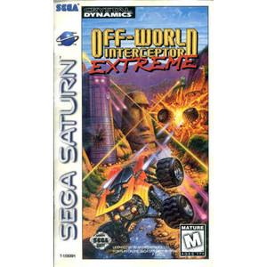 Off-World Interceptor Extreme - Saturn Game