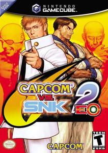 Capcom vs SNK 2 EO - GameCube Game