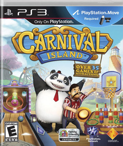 Carnival Island - PS3 Game