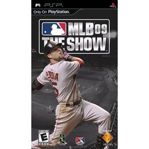 MLB 09 The Show - PSP Game
